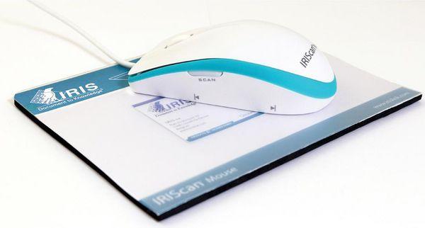 IRIS Scan Mouse Executive 2 VC Datora pele