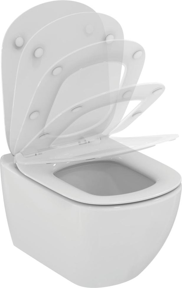 Ideal Standard Hanging toilet bowl Tesi AquaBlade white (T007901)