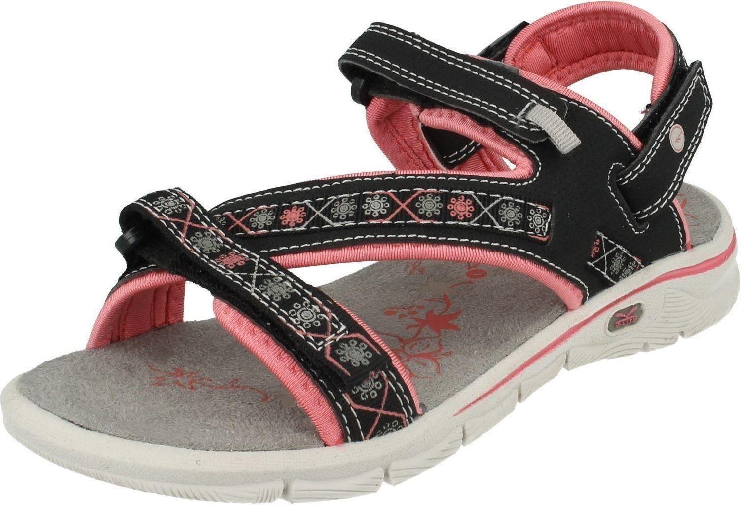 Hi-tec Women's sandals Soul-Riderz Life black and pink size 37