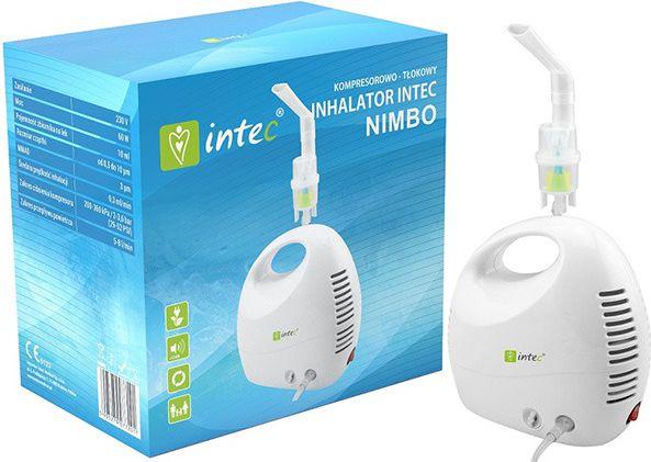 Intec Inhalator kompresorowo-tlokowy Nimbo NIMBO inhalators