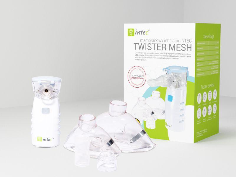 Intec Medical Inhalator membranowy-siateczkowy (NE-105) NE-105 inhalators