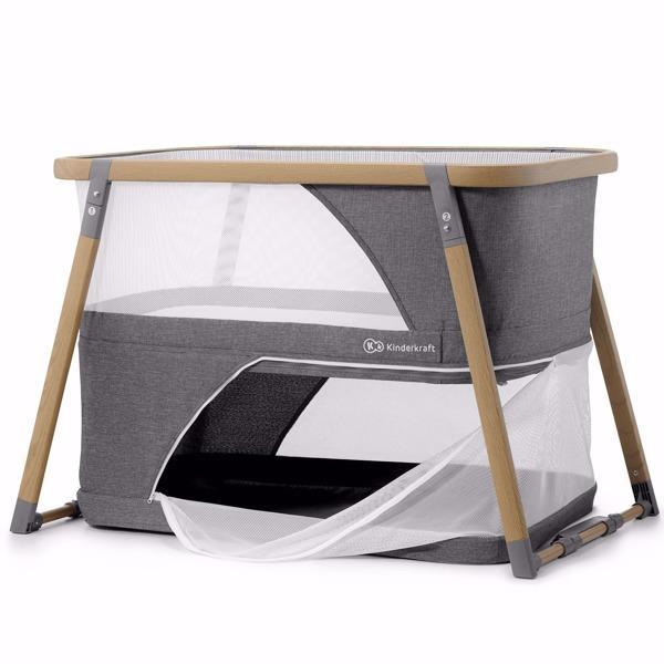 Kiderkraft Sofi Travel cot with playpen