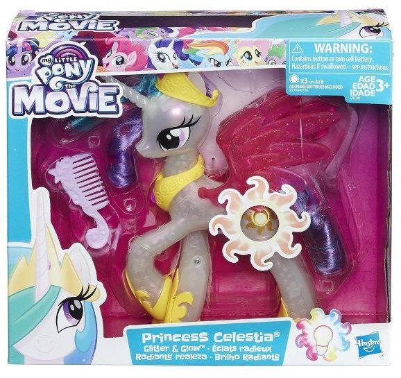 Hasbro My Little Pony - Magic Princess Celestia bērnu rotaļlieta