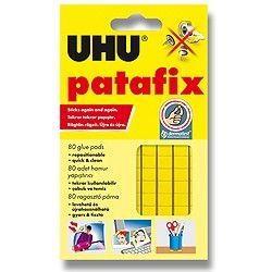 UHU Patafix Glue - 80 rations