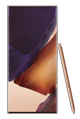 Samsung Galaxy Note 20 Ultra 5G 12GB/256GB Mystic Bronze Mobilais Telefons