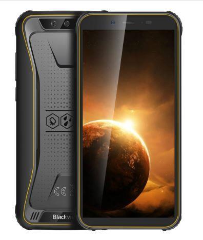 MOBILE PHONE BV5500 PLUS/YELLOW BLACKVIEW BV5500PLUSYELLOW Mobilais Telefons