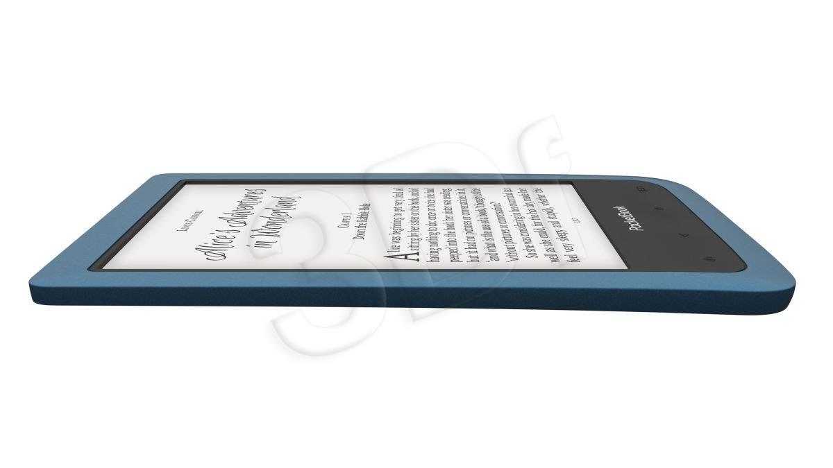 Pocketbook Aqua 2 azure Elektroniskais grāmatu lasītājs