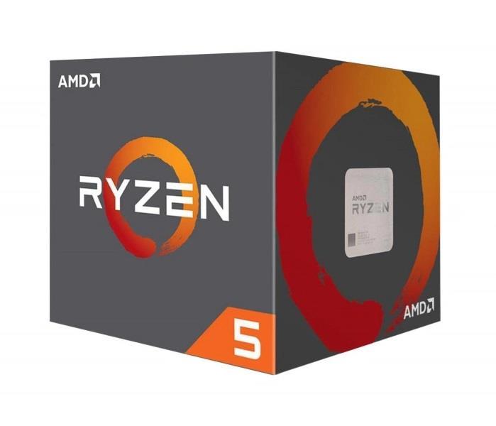 AMD Ryzen 5 1600 3,6GH AM4 YD1600BBAFBOX CPU, procesors
