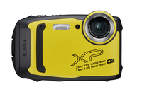 Fujifilm FinePix XP140 yellow Digitālā kamera