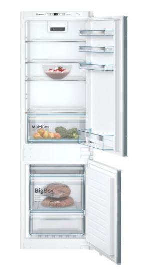 KIN86VSF0 Fridge-freezer Iebūvējamais ledusskapis