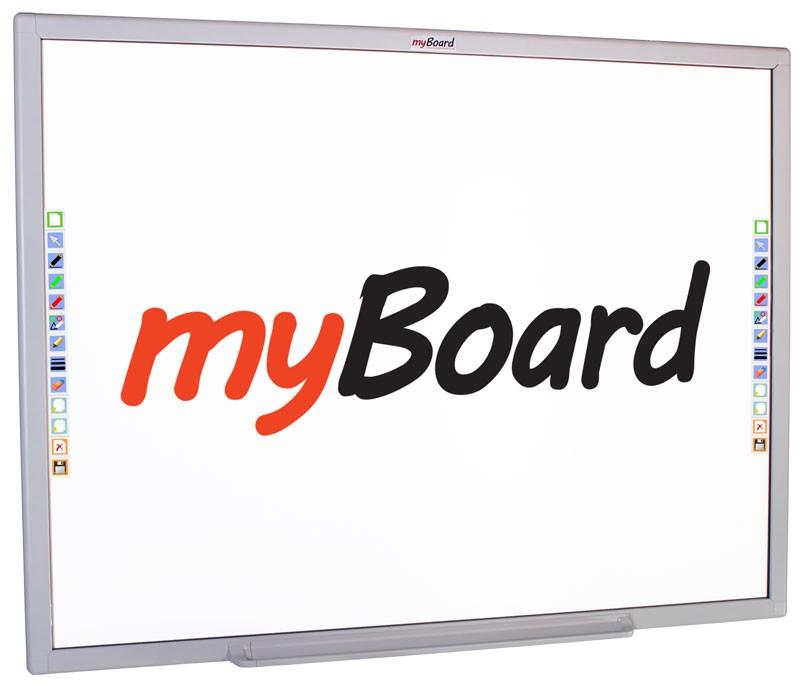 myBoard 84'C ceram/magn 4:3 10-touch, multi ges