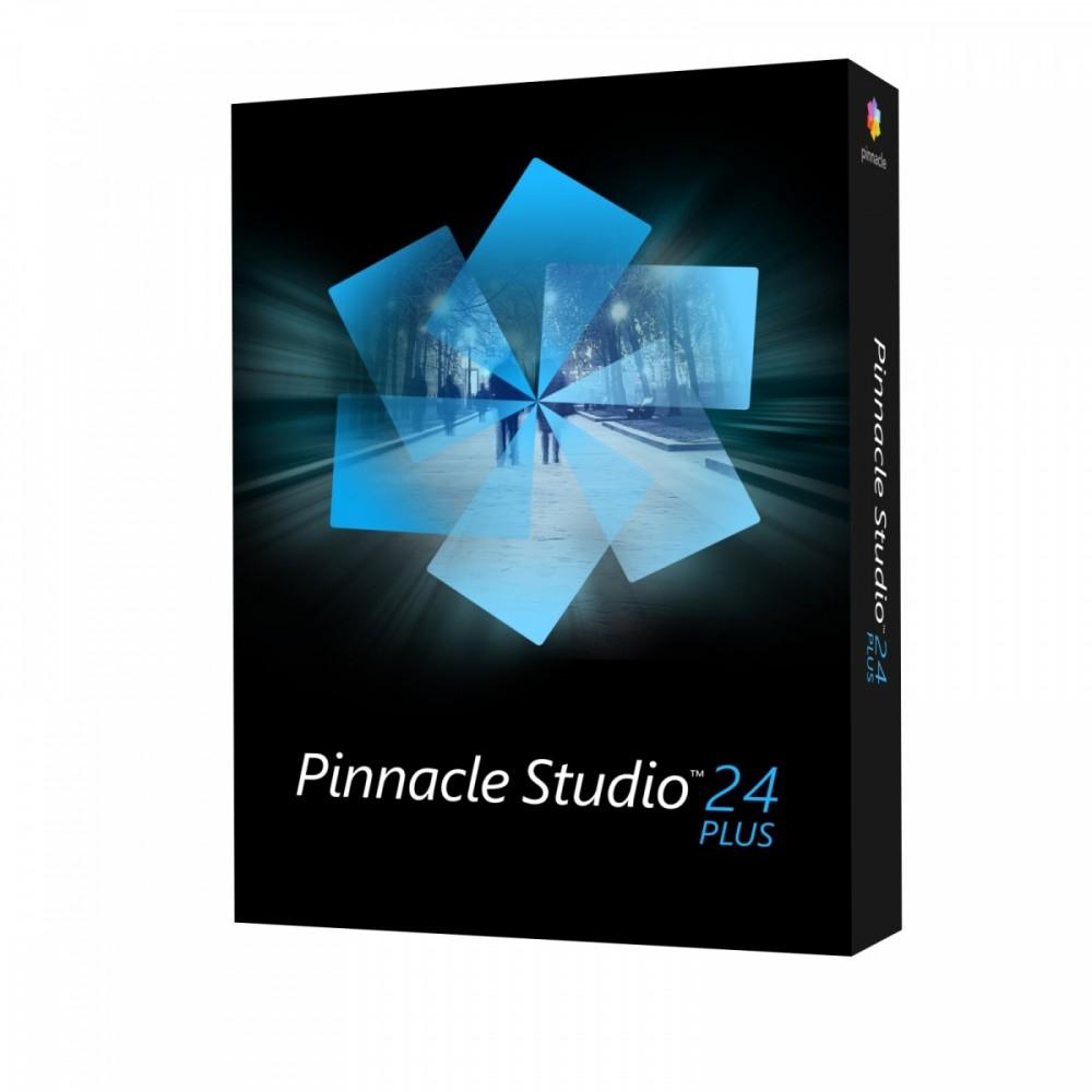 Pinnacle Studio 24 Plus Pl/ML Box PNST24PLMLEU