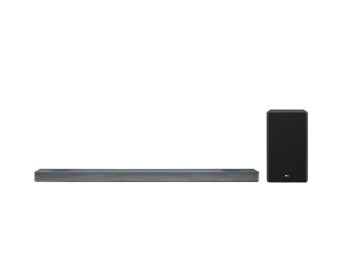 LG SOUND BAR 4.1.2 SL9Y mājas kinozāle