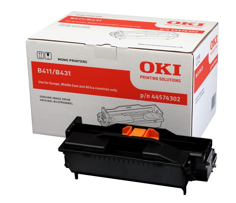 OKI DRUM 25000pgs | B411/B431/B432/471/491/461