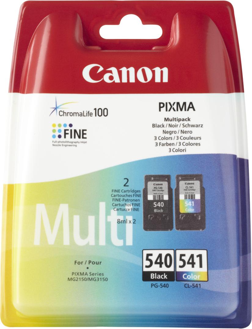 Canon PG-540/CL-541 Multipack kārtridžs