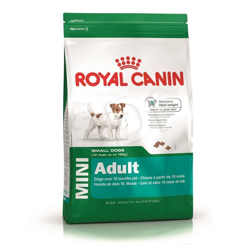 Royal Canin Mini Adult 8 kg barība suņiem
