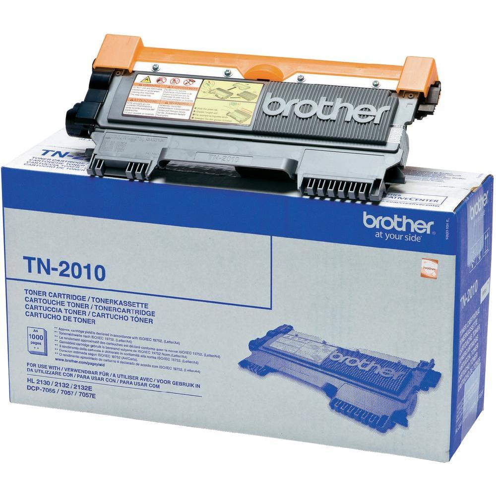 Brother TN-2010 Toner Black toneris