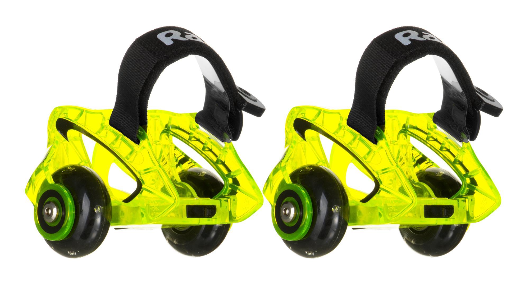 Razor  Roller skates for shoes Jetts Dlx 25073296 (green color) Skrituļslidas