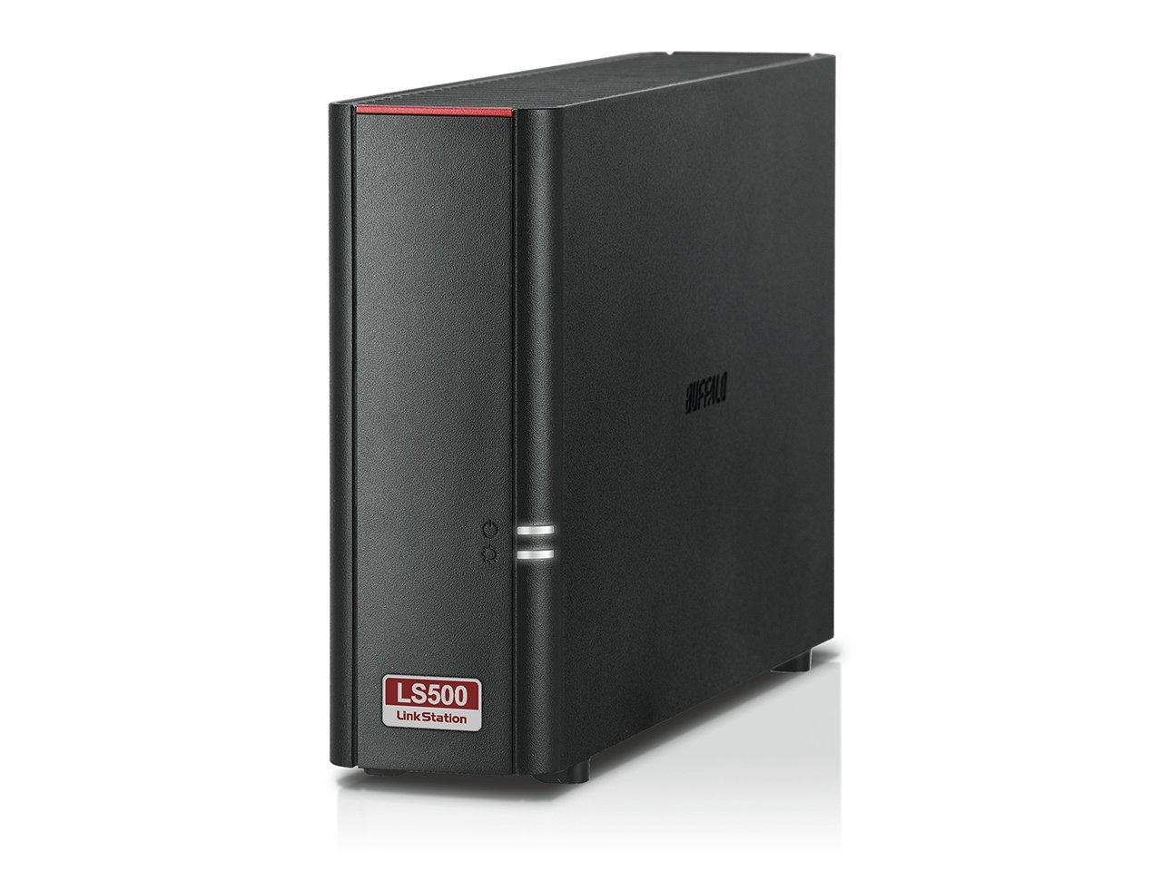 BUFFALO LinkStation 510 2TB HighSpeedNAS Ārējais cietais disks