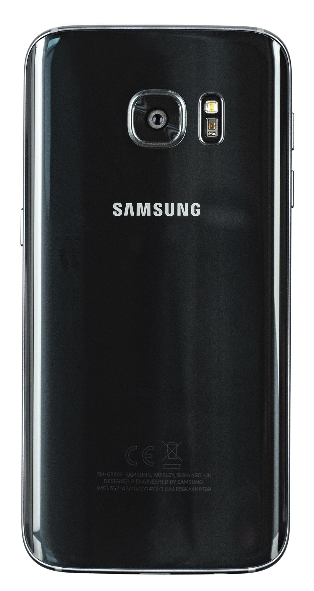 Samsung Galaxy S7 32GB SM-G930F BLACK Mobilais Telefons