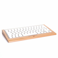 Woodcessories EcoTray Keyboard Alfred bamboo