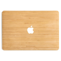 Woodcessories EcoSkin Apple Macbook 15 Pro Retina bamboo