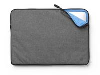 eSTUFF 14'' Sleeve - Fits PC Laptops Ultrabooks, Chromebooks Twill portatīvo datoru soma, apvalks