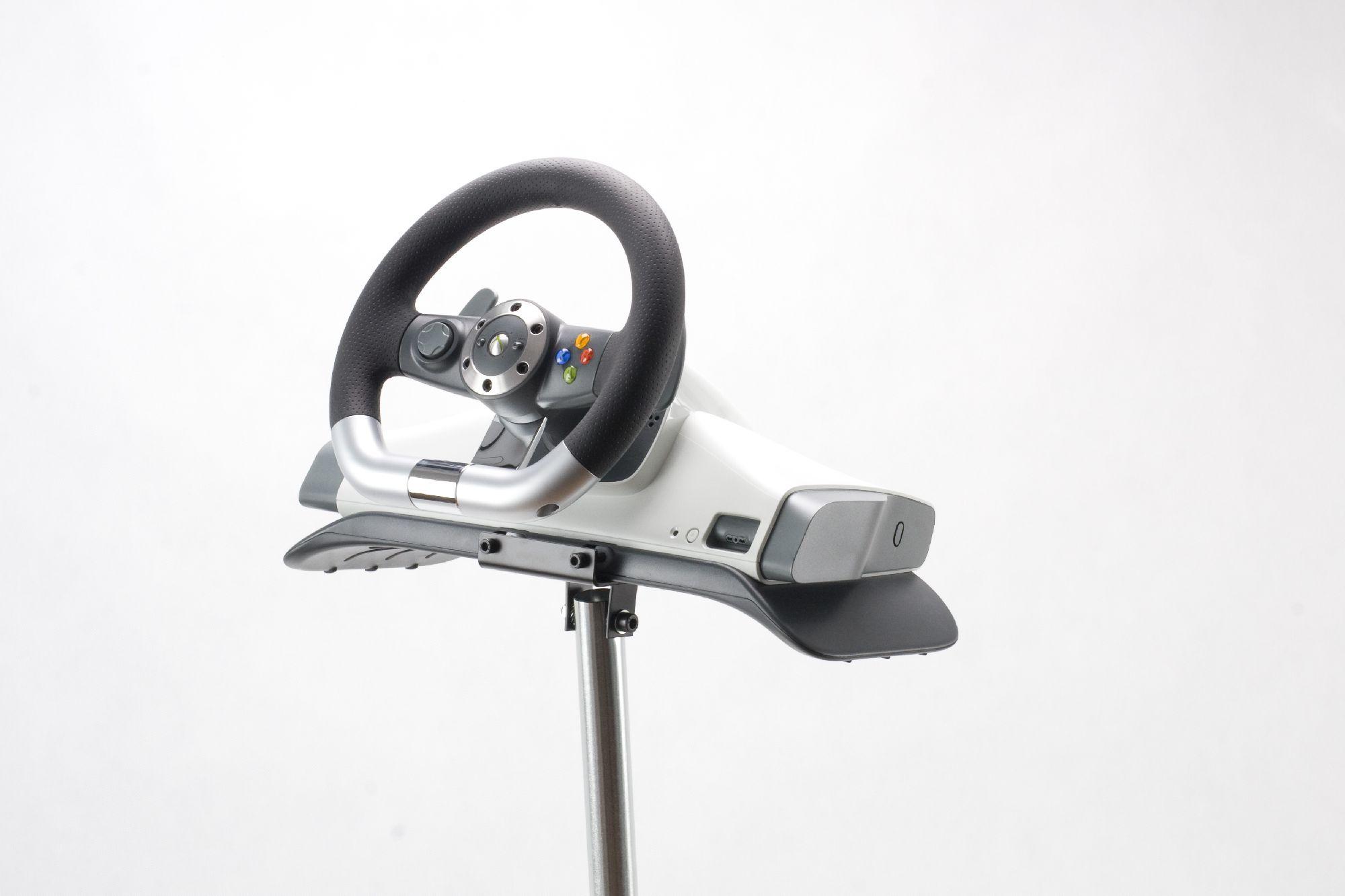 Microsoft Wheel Stand Pro Zestaw Montazowy for kierownicy Microsoft Xbox 360 (WSP-ZM-MSXBOX360) spēļu aksesuārs