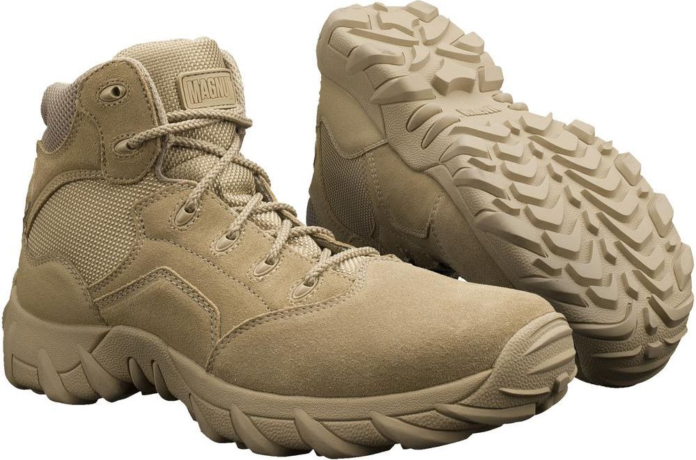 MAGNUM Cobra 6.0 V1 SUEDE tactical shoes. 42 Tūrisma apavi
