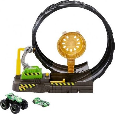Mattel Hot Wheels Monster Trucks Loop set GKY00