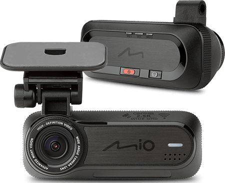 MIO MiVue J85 Starvis Sensor, GPS, WIFI videoreģistrātors