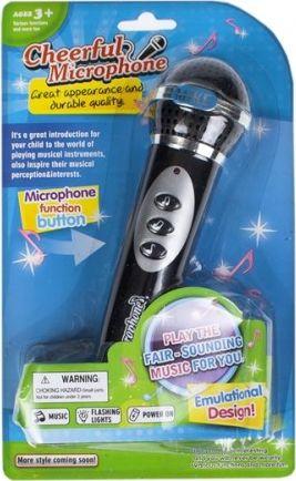Mega Creative -MC MIKROFON B / O 16X26X4 1319 PUD 96/192