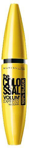 Maybelline  Tusz do rzes Mascara Colossal 100% Black   (czarna)  10.7ml 2217159 skropstu tuša