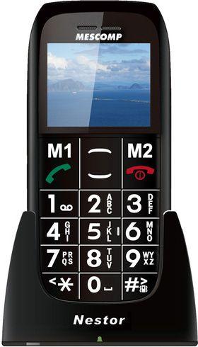 Telefon komorkowy Mescomp MT-195 NESTOR MT-195 Mobilais Telefons