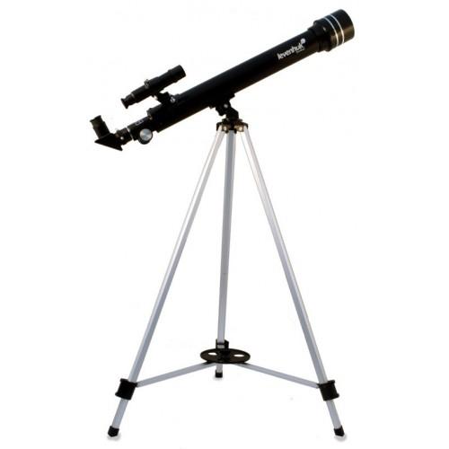 Teleskops Levenhuk Skyline BASE 50T 50/600 30-150x 72846 Teleskopi