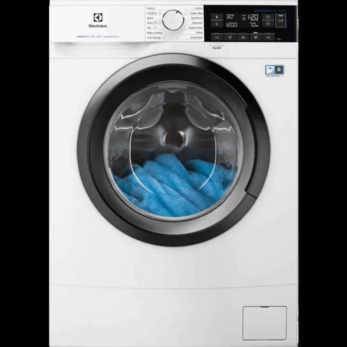 Electrolux veļas mazg.mašīna (front.ielāde) EW6S327SI Veļas mašīna