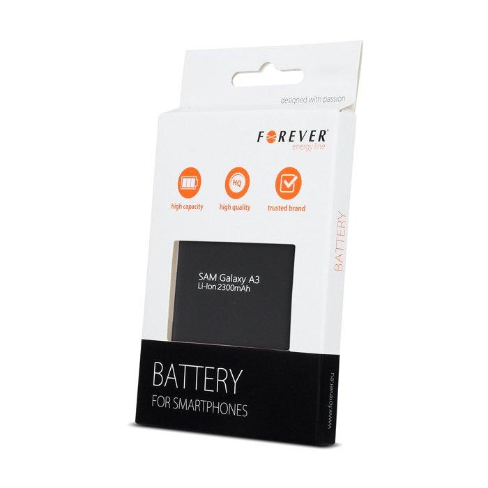 Forever HQ Savietojama Baterija Priekš Samsung A310 Galaxy A3 (2016) 2300 mAh (EB-BA310ABE) akumulators, baterija mobilajam telefonam