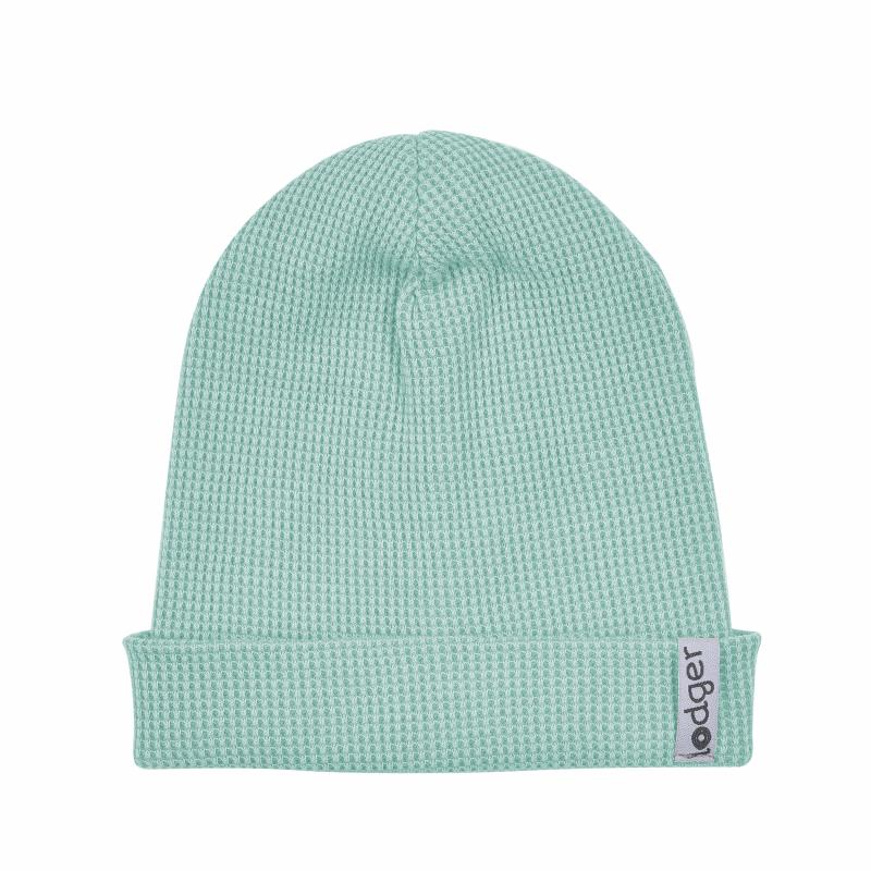 Lodger Beanie Ciumbelle bērnu cepurīte, Silt green, 6-12 mēn. BE 080_6-12