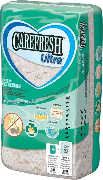 JRS WOOD CAREFRESH ULTRA 10L grauzējiem