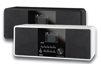 Imperial DABMAN i200 black radio, radiopulksteņi