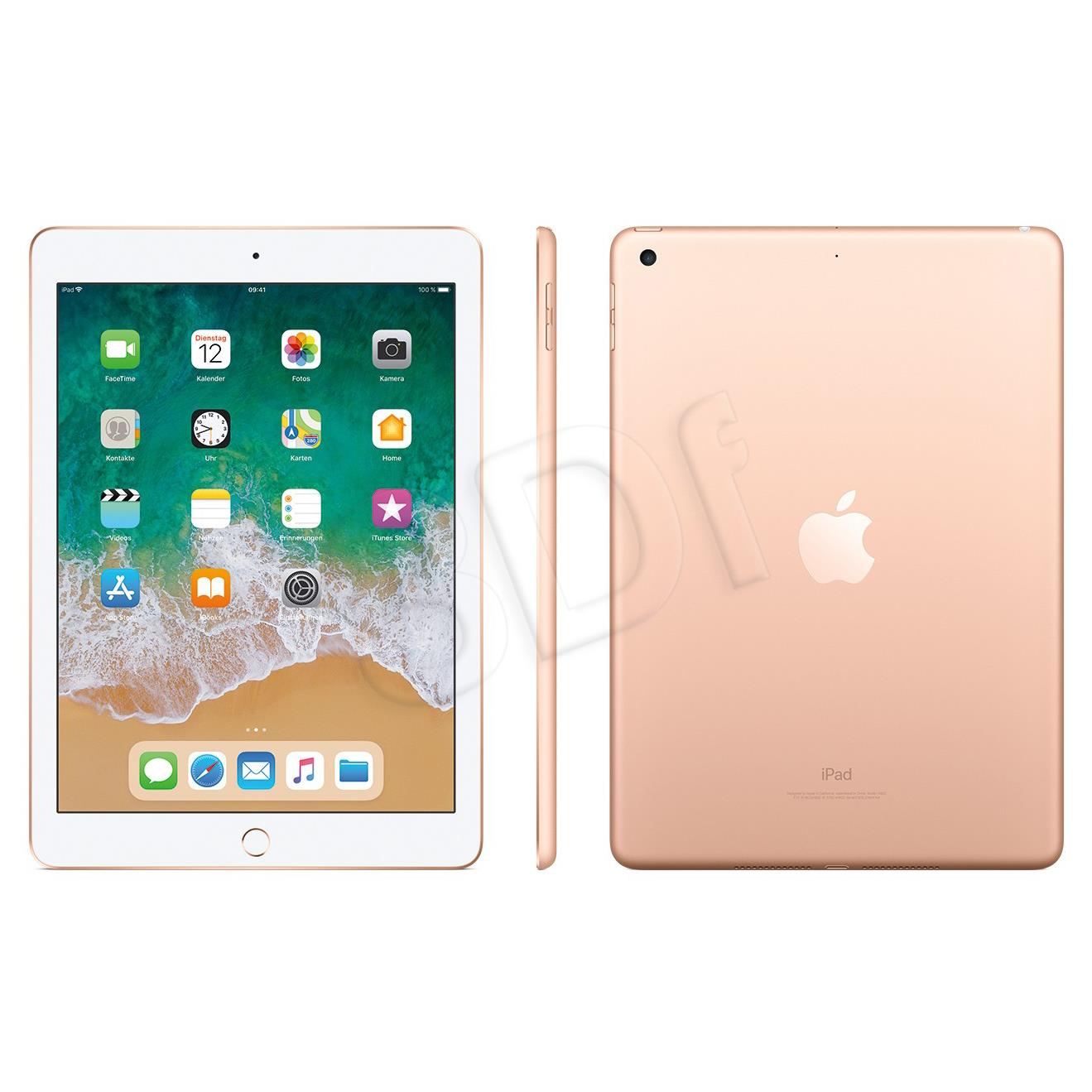 Apple iPad Wi-Fi 128GB Gold Planšetdators