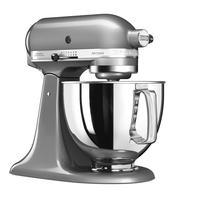 KitchenAid 5KSM125ECU Artisan Silver Virtuves kombains