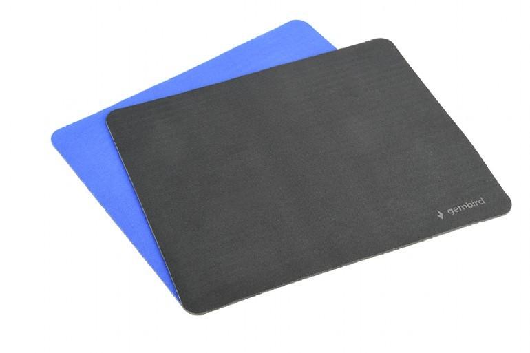 Gembird Mouse Pad, Black grafiskā planšete