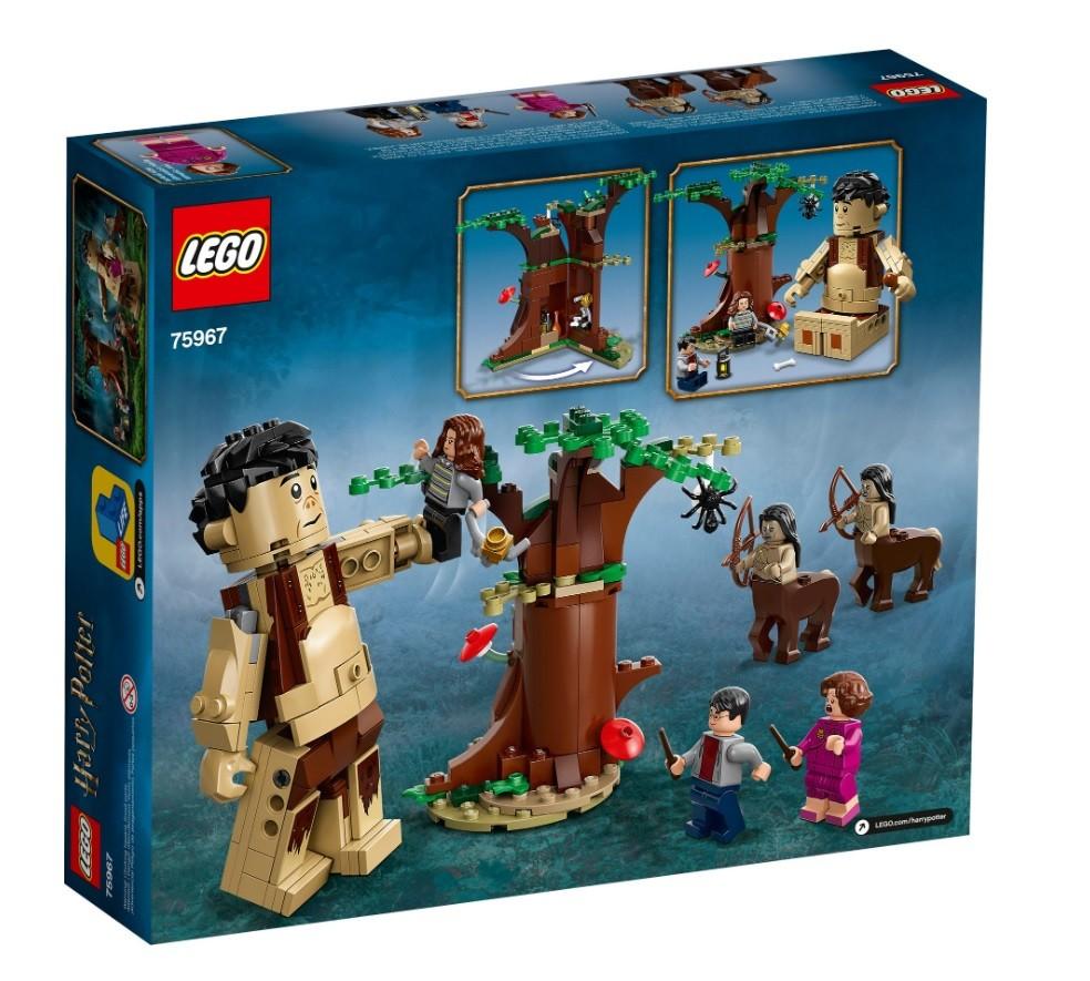 LEGO Harry Potter The Forbidden Forest 75967 LEGO konstruktors