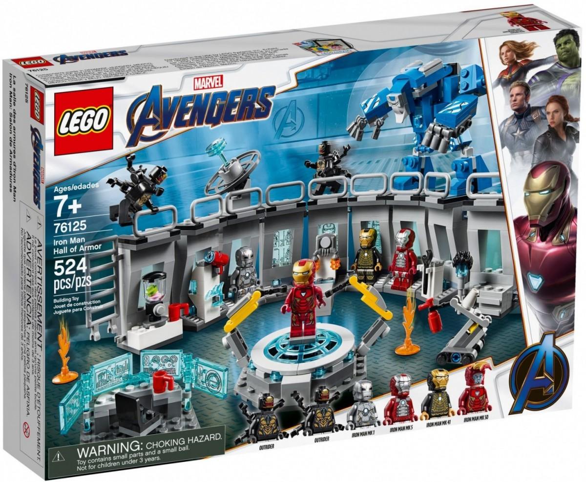 LEGO Super Heroes TBA - 76125 LEGO konstruktors
