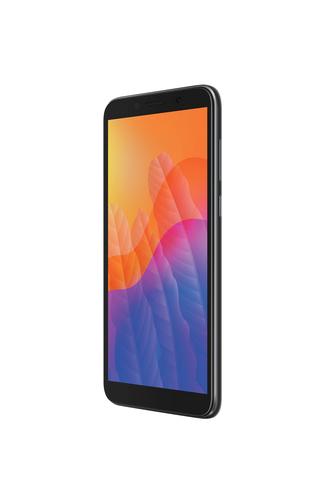 Huawei Y5P 2GB/32GB Midnight Black Mobilais Telefons