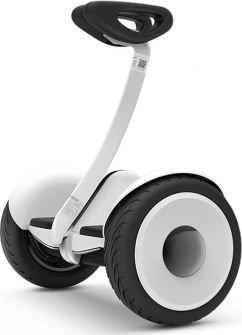 Xiaomi Mi Ninebot S white (N3M240) (Ekspozīcijas) Elektriskie skuteri un līdzsvara dēļi