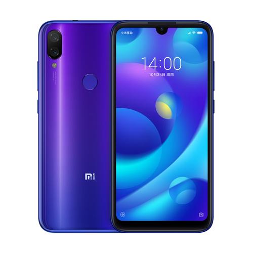 Xiaomi Mi Play 4GB/64GB Blue (Atjaunots, garantija 1 gads) Mobilais Telefons