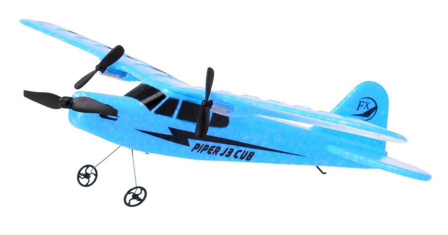 Piper J-3 CUB 2.4GHz RTF (wingspan 34cm)