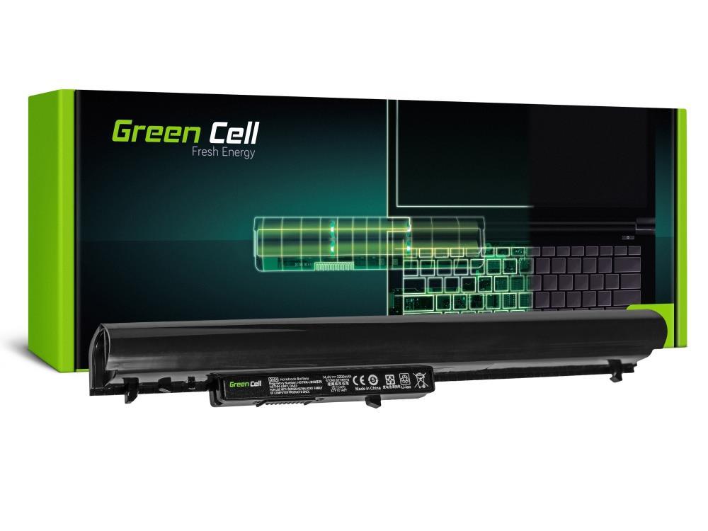 Green Cell OA04 HSTNN-LB5S for HP Pavilion 14 15, Compaq 14 15 i HP 240, 245, 246, 250, 255, 256, G2, G3, 248, 340, G1 (HP80) akumulators, baterija portatīvajiem datoriem
